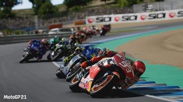 MotoGP21 : PS4