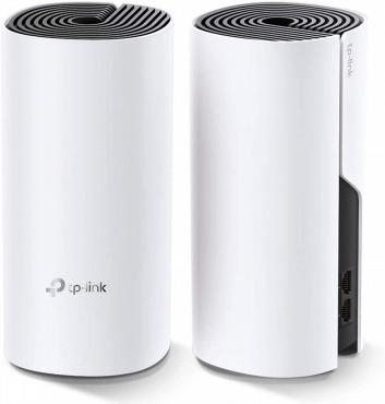 TP-Link メッシュ Wi-Fi システム Deco M4 2ユニット