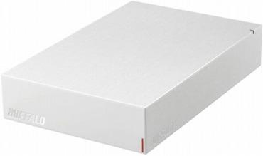 バッファロー HD-LE2U3-WB USB3.2(Gen.1)対応外付けHDD