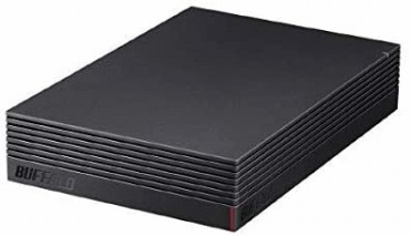 バッファロー 外付けHDD HD-EDS2.0U3-BA