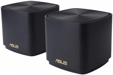 ASUS WiFi ルーター WiFi6 ZenWiFi XD4/B メッシュ