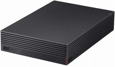 BUFFALO みまもり合図 for AV対応 外付けHDD HD-LDS2.0U3-BA<